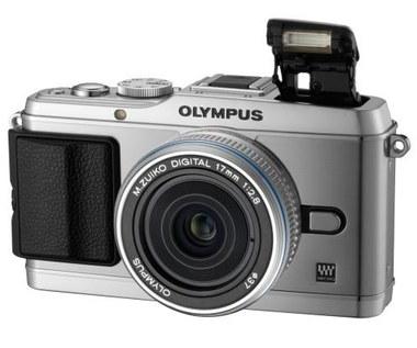 Olympus E-P3 - Pen po raz trzeci