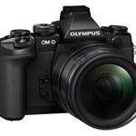 Olympus OM-D E-M1 - flagowiec Mikro Cztery Trzecie w nowej wersji