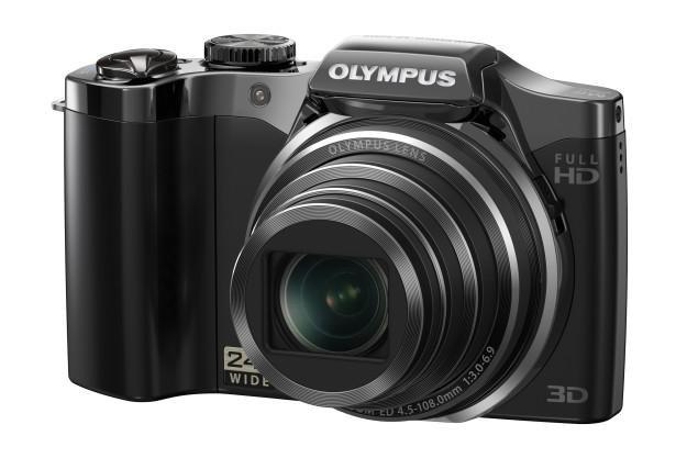 Olympus SZ-30MR /materiały prasowe