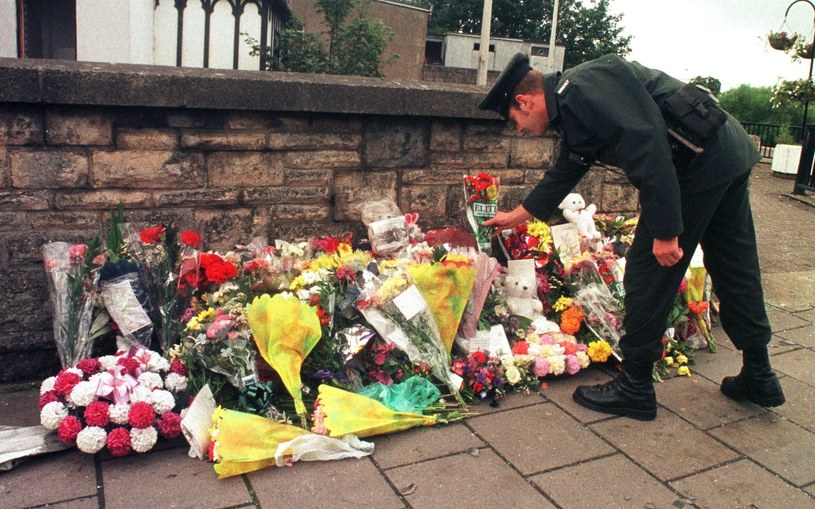 Omagh, 1998 r. /AFP
