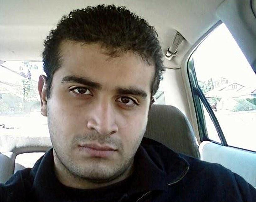 Omar Mateen, zamachowiec z Orlando /Planet Pix via ZUMA Wire /Agencja FORUM