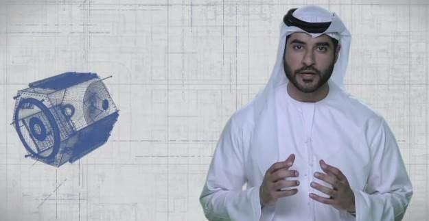 Omar Sharaf, kierownik projektu sondy Hope / Foto: Emirates Institution For Advanced Science & Technology /materiały prasowe