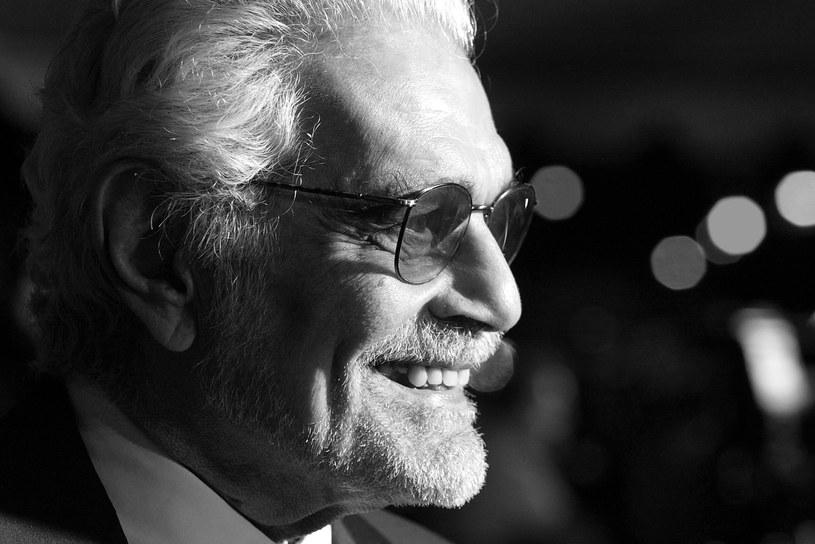 Omar Sharif zmarł 10 lipca /Kevin Winter /Getty Images