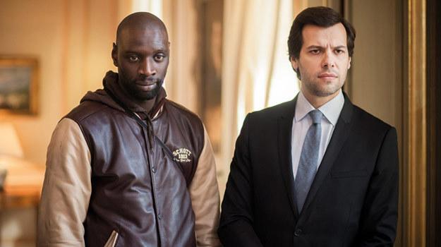 Omar Sy (L) w nowym filmie zagrał paryskiego policjanta. /materiały dystrybutora