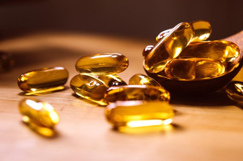 Omega-3 w kapsułkach zastąpią ci produkty, które masz w swojej kuchni /123RF/PICSEL