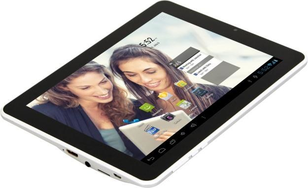 "Omega Tablet 8"" Android 4.0 dual core 1, 5 Ghz /materiały prasowe"