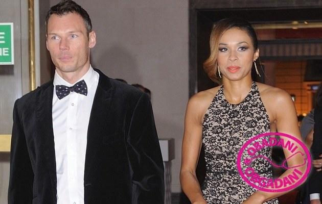 Omenaa z mężem /Antoniak /MWMedia