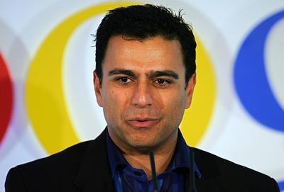 Omid Kordestani będzie pracować dla Twittera /AFP