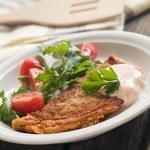 Omlet gryczany z migdałami
