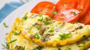 Omlet na pikantnie