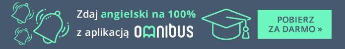 Omnibus angielski /materiały promocyjne