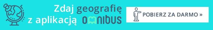 Omnibus geografia /materiały promocyjne