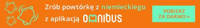 Omnibus niemiecki pomarańczowa /materiały promocyjne