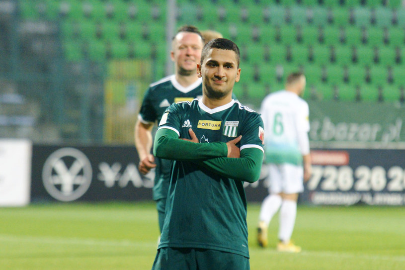 Omran Haydary /Mateusz Bosiacki /Newspix