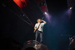 On, gitara i tysiące fanów. Dwa koncerty Eda Sheerana w Warszawie