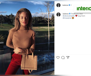 Ona wspiera piłkarza Chelsea. Oto Izabel, żona Mateo Kovacicia. Wideo