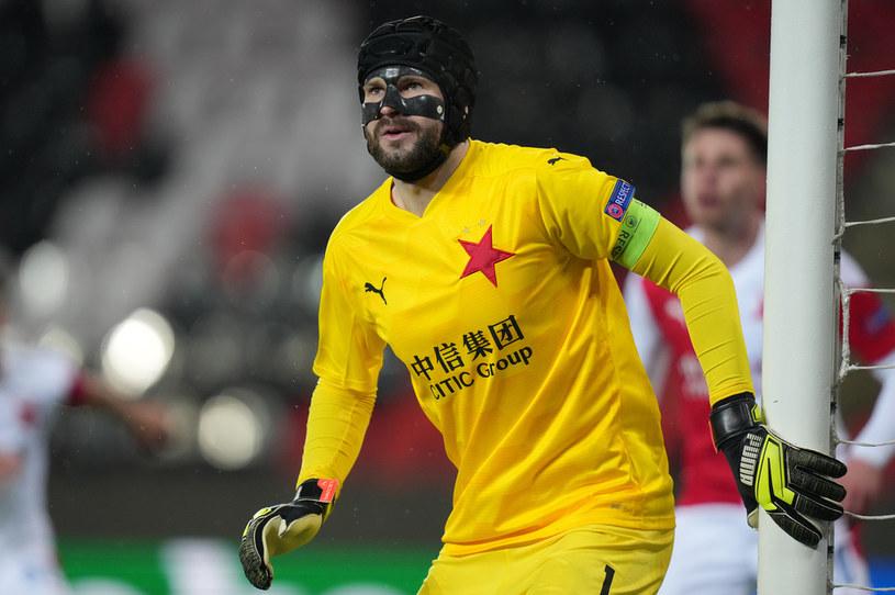 Ondrej Kolar nie będzie miał przyjemnych wspomnień ze spotkania z Ferencvarosem (zdj. archiwalne) /Martin Sidorjak / Stringer /Getty Images