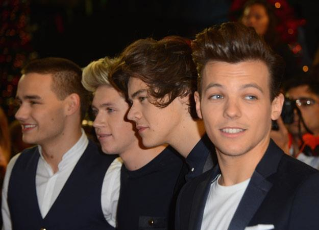 One Direction mają miliony fanek na całym świecie (fot. Frazer Harrison) /Getty Images/Flash Press Media