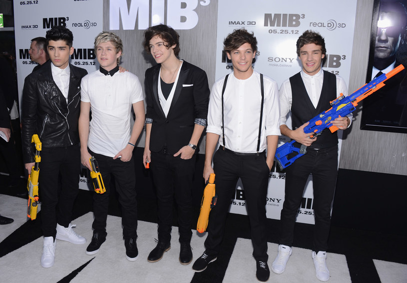 One Direction /- /Getty Images