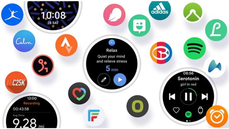 One UI Watch /materiały prasowe