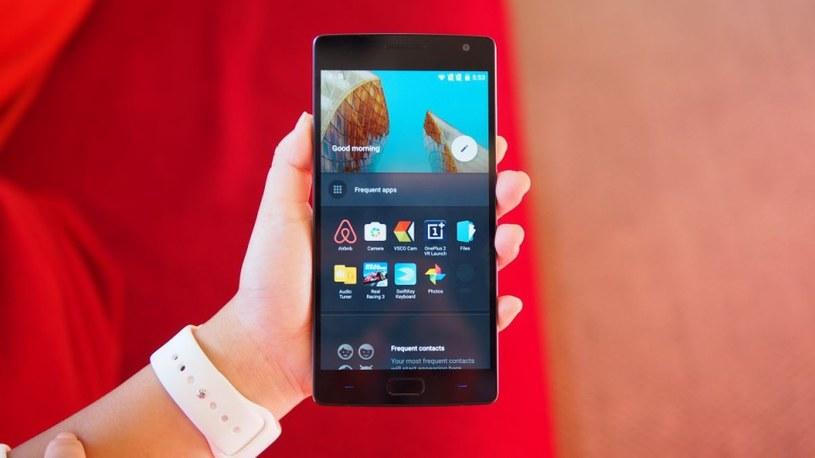 OnePlus 2 - uważajcie sprowadzając zainfekowany model /materiały prasowe