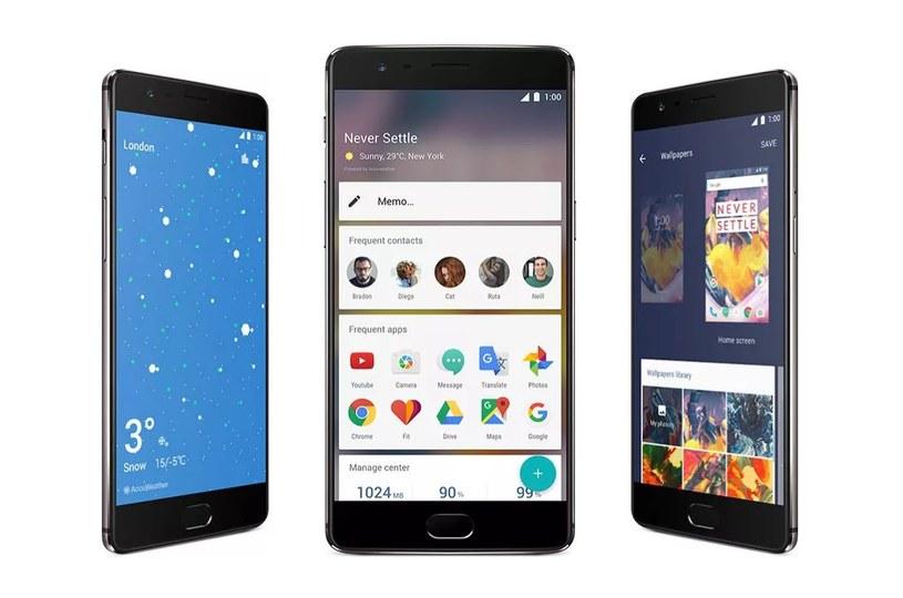 OnePlus 3T kosztuje /materiały prasowe