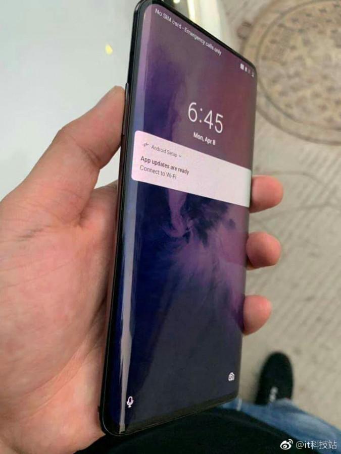OnePlus 7 Pro / fot. GSMArena /materiał zewnętrzny