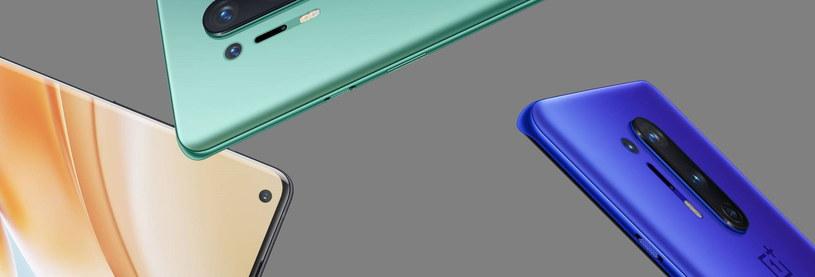 OnePlus 8 /materiały prasowe