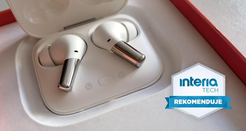 OnePlus Buds Pro otrzymują Rekomendację serwisu Interia Nowe Technologie /INTERIA.PL