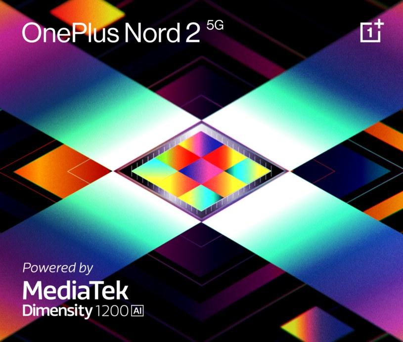 OnePlus Nord 2 5G z Dimensity 1200 /materiały prasowe