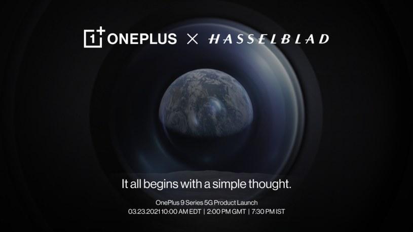 OnePlus ujawnił, kiedy pokaże nowe smartfony /materiały prasowe