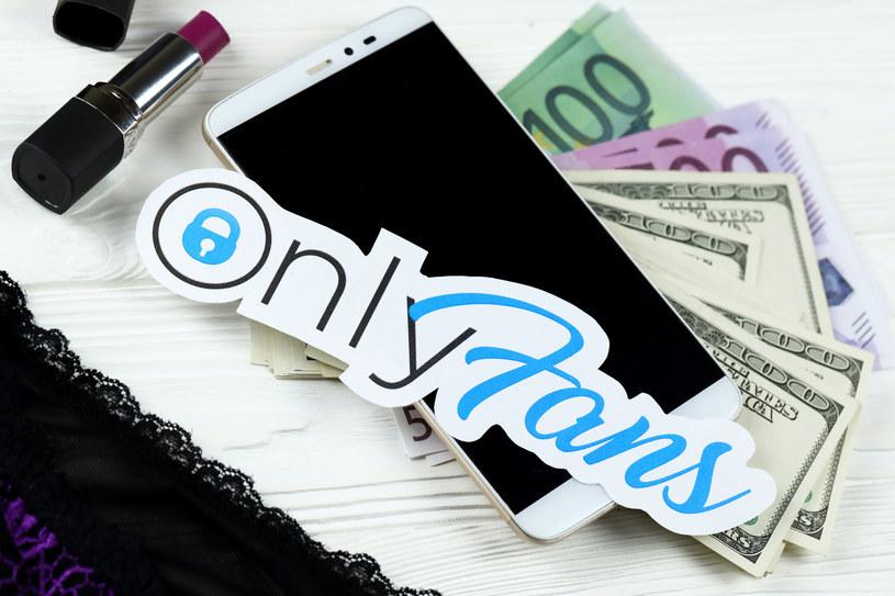 OnlyFans zmieniło zdanie na temat treści dla dorosłych internautów /123RF/PICSEL