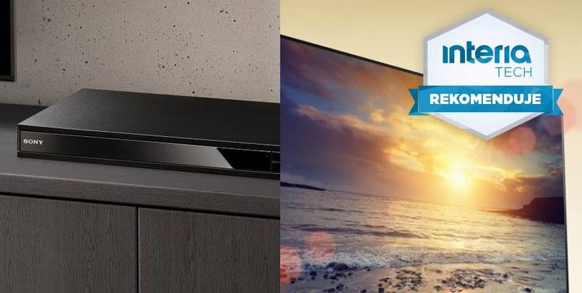ony A1 OLED i Sony UBP-X800 otrzymują REKOMENDACJĘ serwisu Nowe Technologie Interia /INTERIA.PL