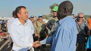 ONZ: Na pomoc dla Sudanu Południowego potrzeba 166 mln dolarów