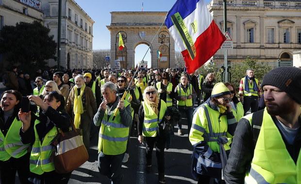 """ONZ potępia agresję policji w czasie protestów """"żółtych kamizelek"""""""