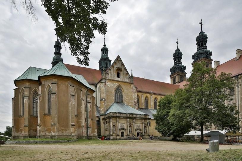 Opactwo Cytersów w Lubiążu /Bartosz Makowski /East News
