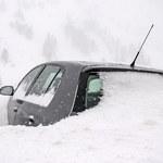 Opady śniegu sparaliżowały transport w Niemczech i Austrii