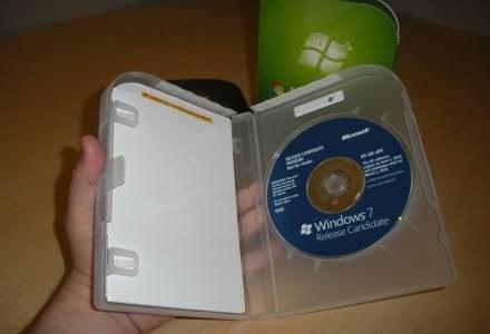 Opakowanie Windows 7 /materiały prasowe