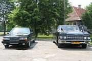 Opancerzone Volvo i Ził 111d /RMF