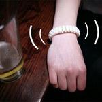 Opaska, która ochroni cię przed alkoholem
