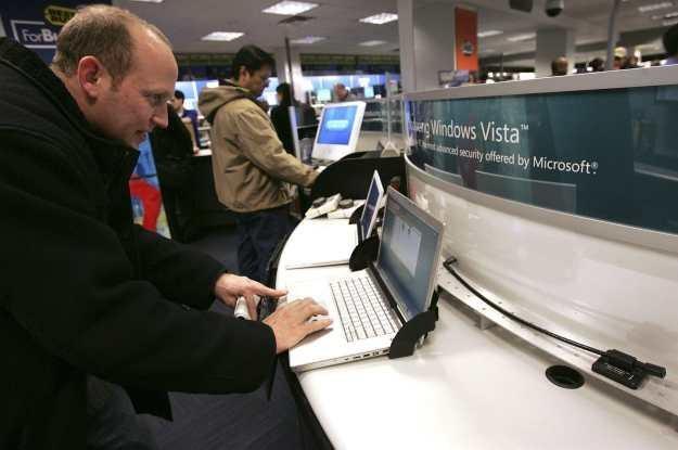 Opcja dezaktywacji notebooka w razie kradzieży wydaje się bardzo  dobrym pomysłem /AFP
