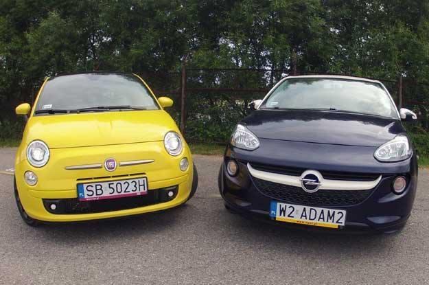 Opel Adam czy Fiat 500? /