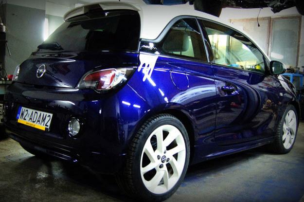 Opel adam. Fot. autor /INTERIA.PL