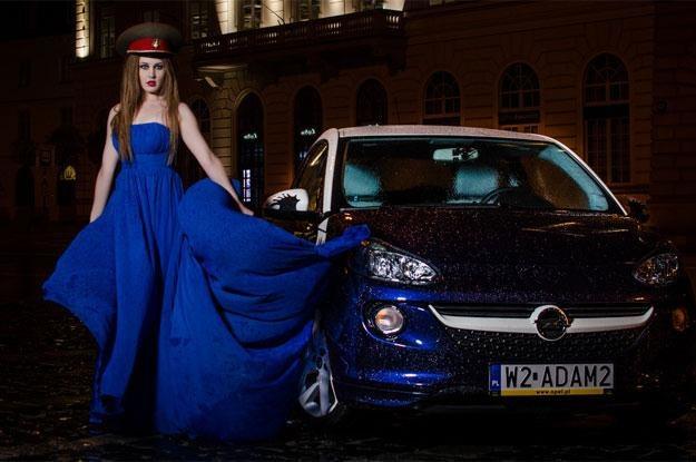 Opel adam. Fot. Małgorzata Mordzińska /