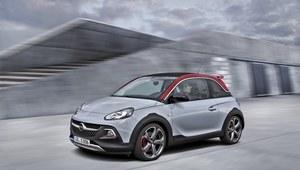 Opel Adam Rocks S – miejsko-terenowy sportowiec
