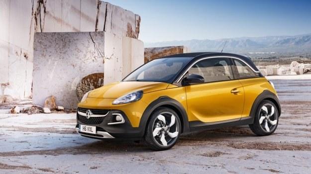 Opel Adam Rocks /Opel