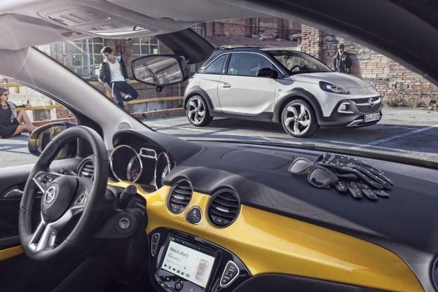 Opel Adam Rocks /