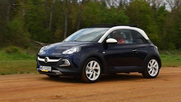 Opel Adam Roks /Motor