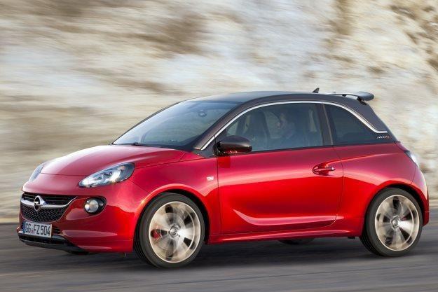 Opel Adam S /