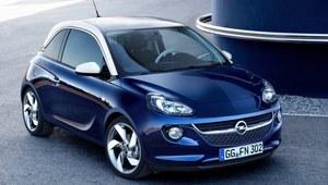 Opel Adam - w imię ojca